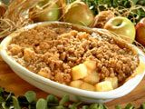 Image of Escalloped Apple Crumble, Stouffers