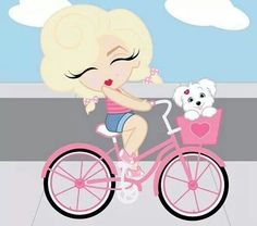 Mini Marilyn bici