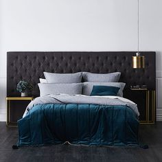 Modern Furniture: What to look for and how to buy – My Life Spot Home Bedroom, Bedroom Decor, Master Bedroom, Bedroom Inspo, Bedroom Ideas, Bedroom Inspiration, Grey Furniture, Bedroom Furniture, Furniture Storage