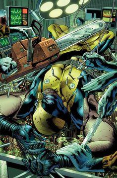 Wolverine- Bryan Hitch