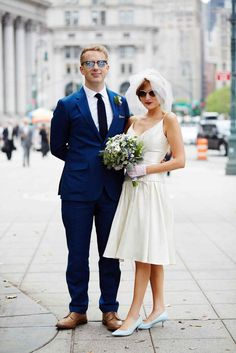 Wedding Style - City Hall New York