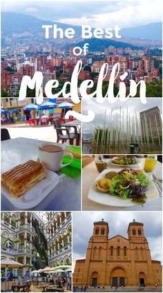 Medellín, Colombia is quickly becoming a hub for expats, entrepreneurs, and digital nomads in South America. Here are our top 5 favorite things about Medellín. #SouthAmericaTravelExploring