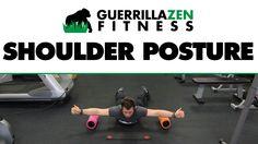 Improve Your SHOULDER Posture | Some New Thoughts - #ShoulderTips