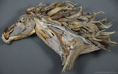 Jason Waldron integrates a deep appreciation for wildlife and nature into his weathered wooden sculptures. Built using materials found scattered around his home in Central Oregon, Waldron recycles bits of wood and metal parts into creative, free flowing arrangements. Waldron believes that art is first and foremost a reflection of the artist, and thus uses his sculptures to represent personal and spiritual transformations within himself. From early on, Waldron had a desire to pursue art…