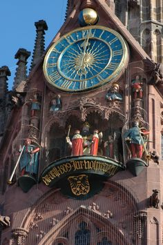Nürnberger Christkindlesmarkt #InspiredBy #joingermantradition #germany25reunified Cities In Germany, Visit Germany, Germany Travel, German Architecture, Beautiful Architecture, Places To Travel, Places To See, Holidays Germany, Gulliver's Travels