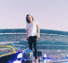 Harry at Gothenburgs, Sweden //6-23-15
