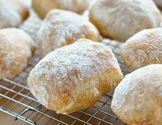 How to Make Ciabatta Rolls and Loaves at Home