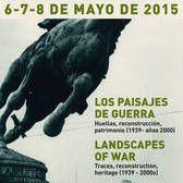 Los paisajes de guerra. Congreso Internacional en la Casa Velázquez