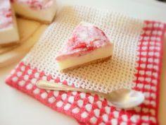 mi dolce paradiso: Tarta de queso helada