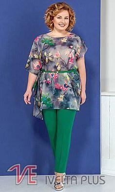 Коллекция женской одежды больших размеров белорусской компании Ivelta Plus лето 2018 English Dress, Pakistan Fashion, Mom Dress, Mothers Dresses, Over 50 Womens Fashion, Traditional Dresses, Casual Dresses For Women, Stylish Outfits, Beautiful Outfits