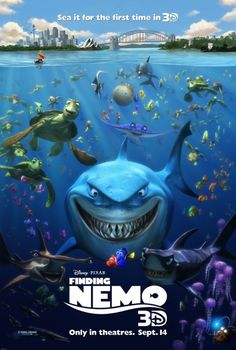 Finding Nemo 2 on the way!