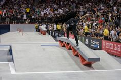 Bryce Kanights/Street League Skateboarding/Yunexis