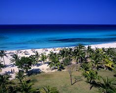 Varadero Beach, Cuba - many a weekend spent by Gam there