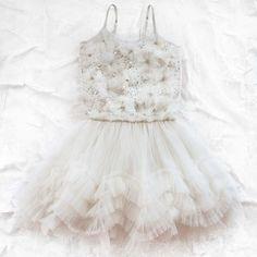 tutu du monde snow queen tutu - dresses/one pieces - girl | Thumbe Line