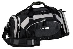 "OGIO All Terrain 22"" Travel or Gym Black Duffel Bag  40L Duffel Bag - New #OGIO #DuffleGymBag"