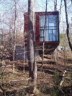 Perdue House by Rusafova Markulis Architects - Enpundit