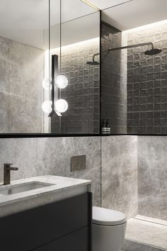 Fizi – the essence of effervescent lighting. Discover the Fizi collection at Articolo. Bathroom Inspo, Bathroom Styling, Bathroom Inspiration, Bathroom Interior, Washroom Design, Bath Design, Toilet Wall, Complete Bathrooms, Room Tiles