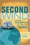 Second Wind is the story of an unlikely athlete and an unlikely heroine: Cami Ostman, a woman edging toward midlife who decides to take on a challenge that stretches her way outside of her comfort zone. That challenge presents itself when an old friend suggests she go for a run to distract her from the grief of her recent divorce.