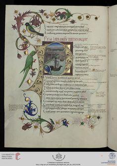 Vatikan, Biblioteca Apostolica Vaticana, Pal. lat. 1632 Vergilius Maro, Publius Sammelhandschrift — Heidelberg, 1473/1474 94v
