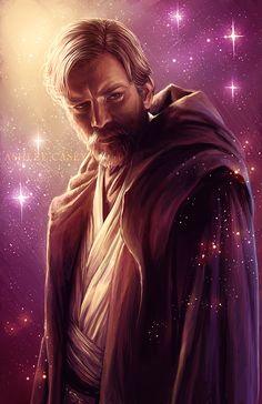 Jedi Master Obi-Wan Kenobi