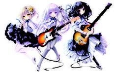 Tenshi no 3P Light Novel Gets TV Anime Adaptation.
