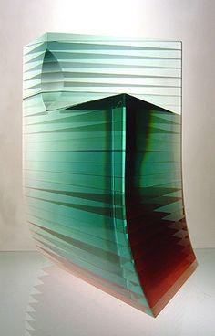 Glass Art, Contemporary Art, Objects, Construction, Vase, Sculpture, Search, Artist, Building