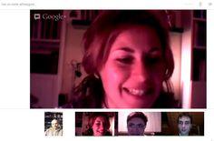 #cowinning souvenir 1° Hangout (edizione serale) con @Matteo Piselli @Stefano Prevedel @Rachele Muzio e @rosagiuffre