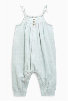 Mint Playsuit (3mths-6yrs)
