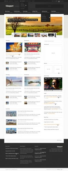 Web Design of Viewpoints towards All Walks of Life