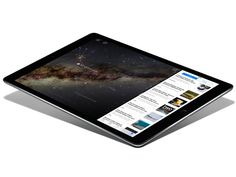 Apple claims that the iPad Pro is faster than up to 80 percent of portable PCs…