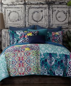 CLOSEOUT! Tracy Porter Florabella Bedding Collection | macys.com