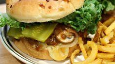Louisiana Swamp Burger