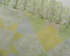 Quilt Patterned Sheets