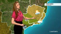 Previsão Sudeste - Nova frente fria
