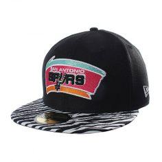 Apoya a el equipo de estrellas de San Antonio Tx con la Gorra New Era NBA 3a9d0a837c3