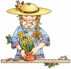 Garden - Mary Engelbreit