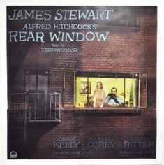 Rear Window (1954) movie #poster, #tshirt, #mousepad, #movieposters2