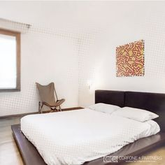 CORFONE+PARTNERS -  Interior design Bedroom - NT16 HOUSE