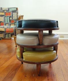 stacking footstools
