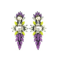 Statement earrings by ViaLaBoutique on Etsy, $12.00