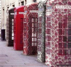 Image uploaded by hgfffddd. Find images and videos about flowers, london and england on We Heart It - the app to get lost in what you love. London Life, London Art, London Tours, London Phone Booth, British Things, Telephone Booth, London Photographer, England, London Bridge