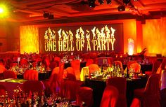 heaven and hell party - Google Search