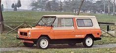 Fiat 127 Midimaxi (Moretti), 1972