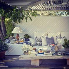 Terrace inspiration Outdoor Room