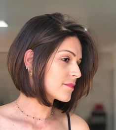 New Pixie And Bob Short Haircuts For Women 2019 - short-hairstyles - Bob Hairstyles For Thick, Short Pixie Haircuts, Hairstyles Haircuts, School Hairstyles, Wedding Hairstyles, Short Hair Cuts For Women, Short Hair Styles, Hair Design, Hair Trends