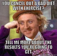 You simply will not get the results you are after if you eat like a 2nd grader! #eatclean #fitness #t25 #weightloss