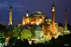 Aya sofya. Hagia Sophia. Sultanahmet. İstanbul. Turkey. Fotograf: Emin Küçükserim