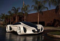 Mercedes Benz / Biome concept