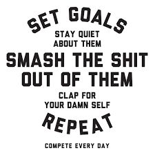 Image result for positive goal quotes