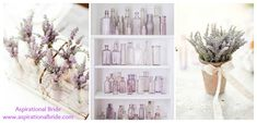 #Lavender #wedding theme ideas...